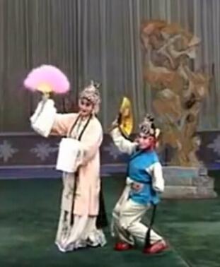 秦腔选段《火焰驹-表花》